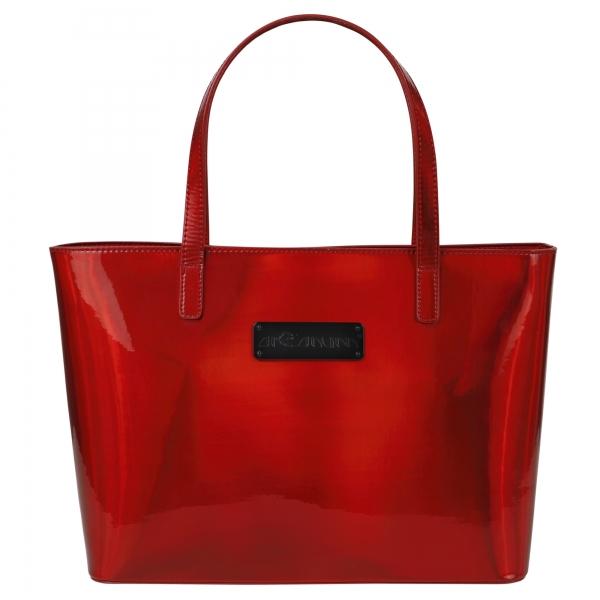 Arcanum Bag Mirror Red