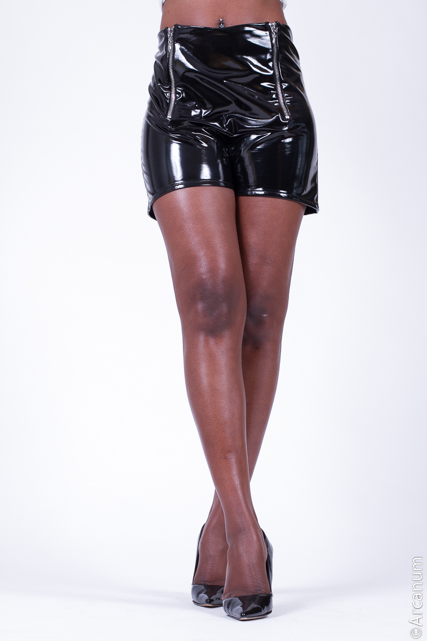 Vinyl Stretch Hotpants Arcanum Fashion